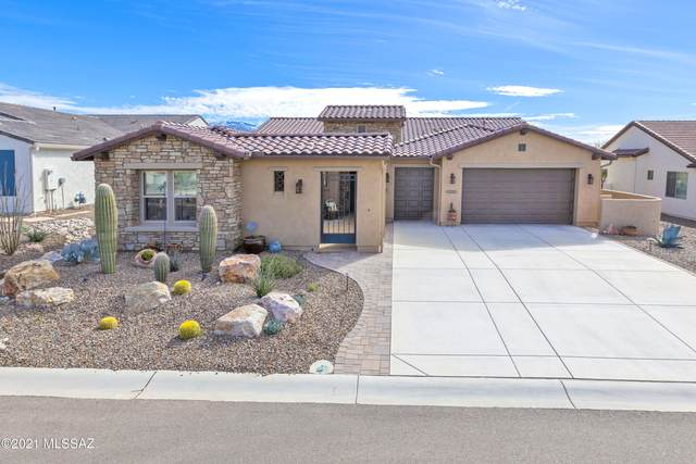 61039 E Arroyo Grande Drive, Oracle, AZ 85623 (MLS #22103162) :: My Home Group