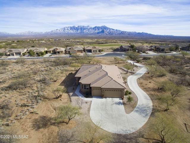 5750 S Atascosa Peak Drive, Green Valley, AZ 85622 (#22103180) :: Gateway Realty International