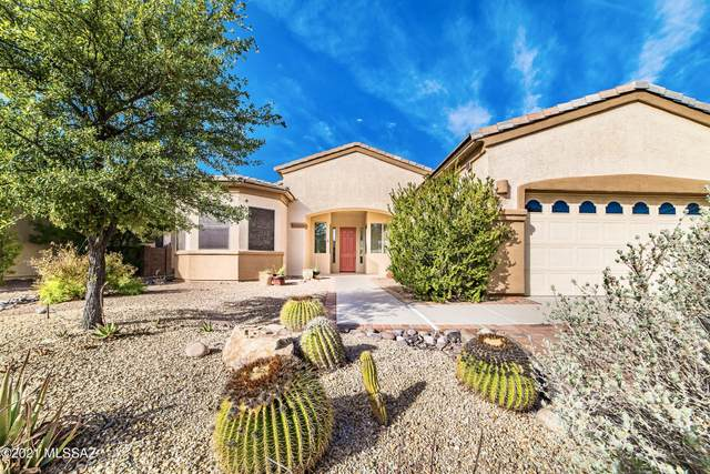 397 N Mountain Brook Drive, Green Valley, AZ 85614 (#22103216) :: The Local Real Estate Group   Realty Executives