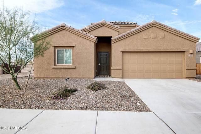 12450 W Reyher Farms Loop, Marana, AZ 85653 (#22103253) :: Gateway Realty International
