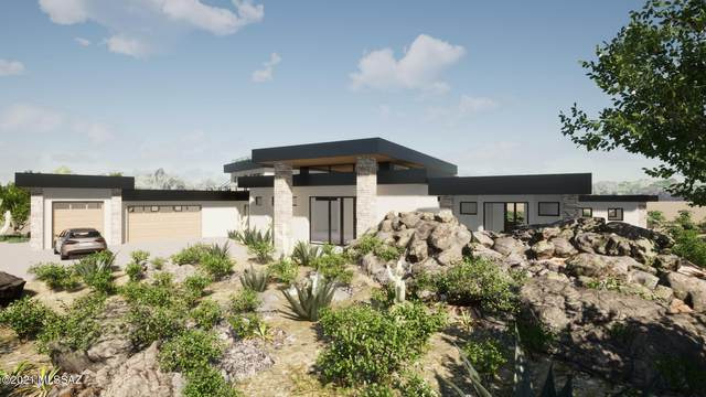 656 W Granite Gorge Drive #337, Oro Valley, AZ 85755 (#22103268) :: Keller Williams