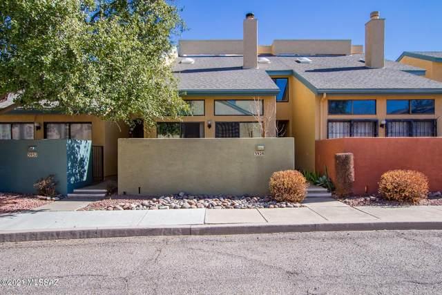 3928 N Paseo De Las Canchas, Tucson, AZ 85716 (#22103280) :: Keller Williams