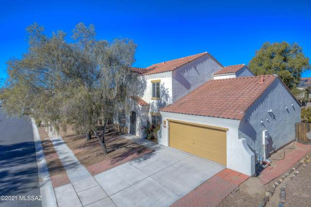 9491 N Weather Hill Drive, Tucson, AZ 85743 (#22103291) :: Kino Abrams brokered by Tierra Antigua Realty