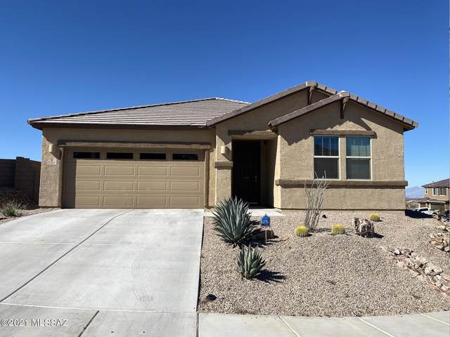 17214 S Nicholas Falls Drive, Vail, AZ 85641 (#22103363) :: Long Realty - The Vallee Gold Team