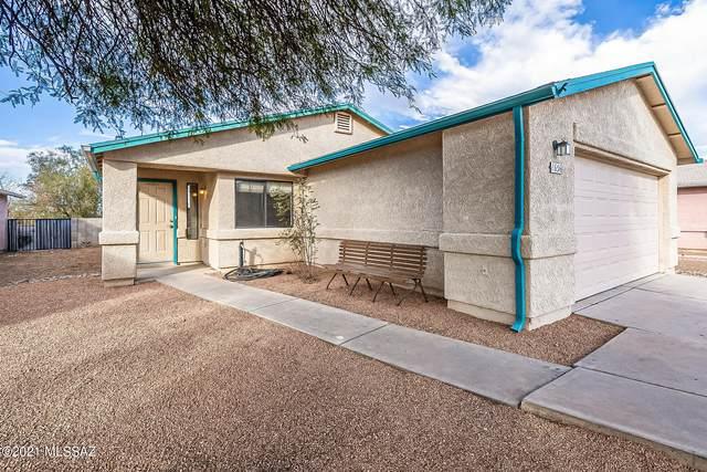 1656 W Wood Crest Court, Tucson, AZ 85746 (#22103378) :: Gateway Realty International