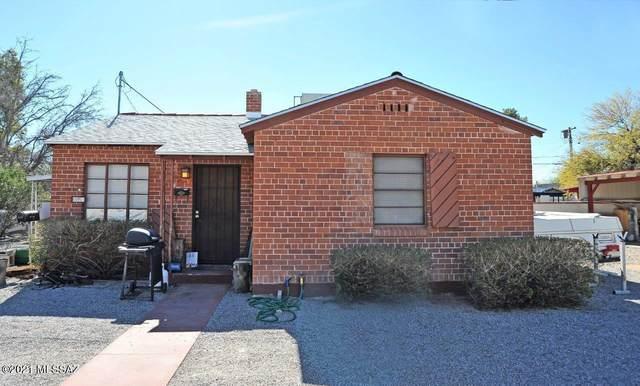 2126 E Silver Street, Tucson, AZ 85719 (#22103381) :: Long Realty - The Vallee Gold Team