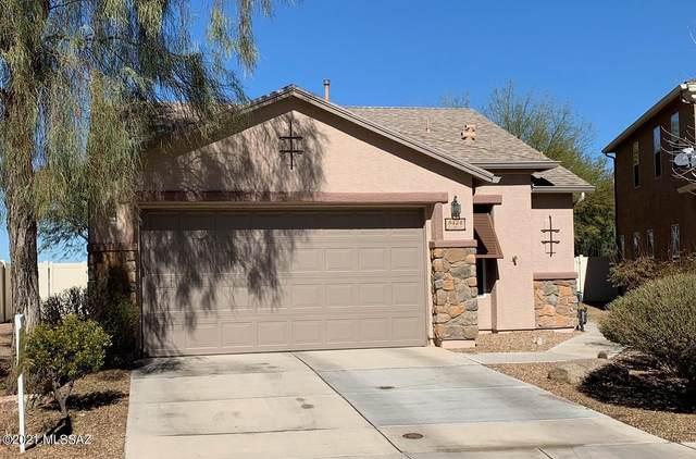 8424 W Redshank Drive, Tucson, AZ 85757 (#22103413) :: Gateway Realty International