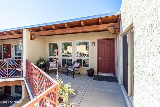 6255 N Camino Pimeria Alta #24, Tucson, AZ 85718 (#22103456) :: Long Realty - The Vallee Gold Team