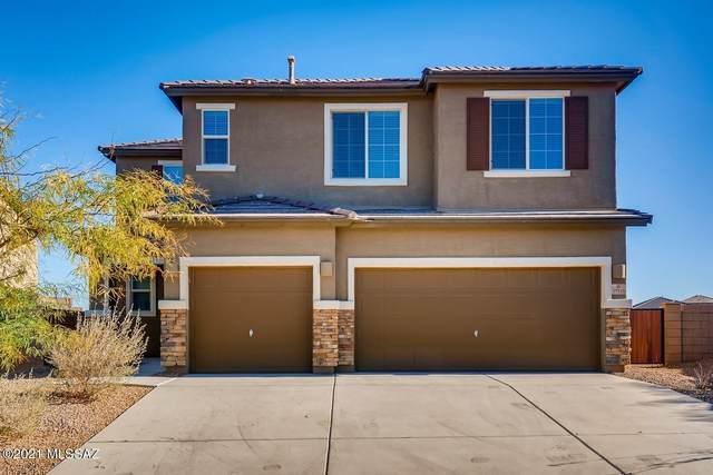 17333 S Ironwood Bend Drive, Vail, AZ 85641 (#22103521) :: Gateway Realty International