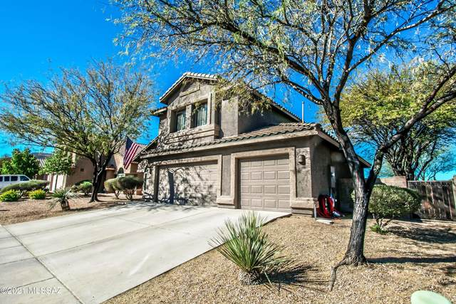 7951 N Lime Star Drive, Tucson, AZ 85743 (#22103567) :: Kino Abrams brokered by Tierra Antigua Realty