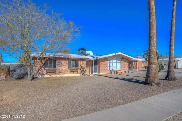 6833 E Oberlin Drive, Tucson, AZ 85710 (#22103568) :: Gateway Realty International