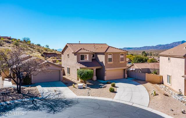 39550 S Cinch Strap Place, Tucson, AZ 85739 (#22103585) :: Long Realty - The Vallee Gold Team