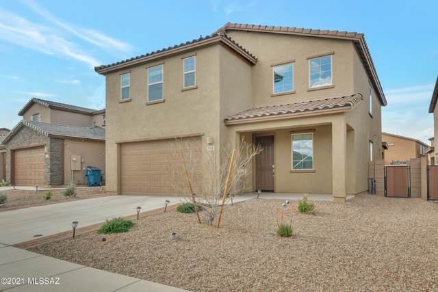 918 W Calle Tipoy, Sahuarita, AZ 85629 (#22103586) :: Gateway Realty International