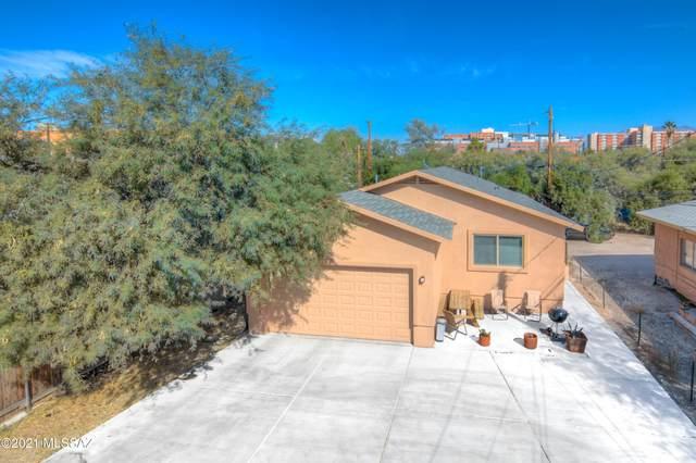 813 E 8th Street, Tucson, AZ 85719 (#22103591) :: AZ Power Team