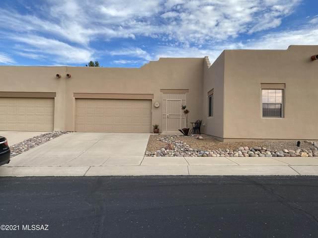 3681 S Calle Rambles, Green Valley, AZ 85614 (#22103608) :: Gateway Realty International