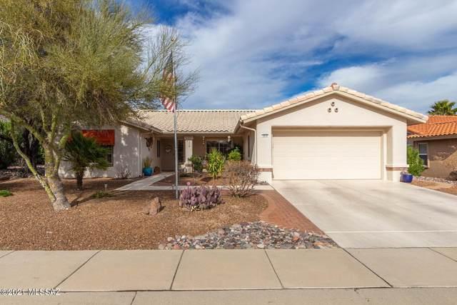 1015 E Desert Glen Drive, Oro Valley, AZ 85755 (#22103617) :: Long Realty - The Vallee Gold Team
