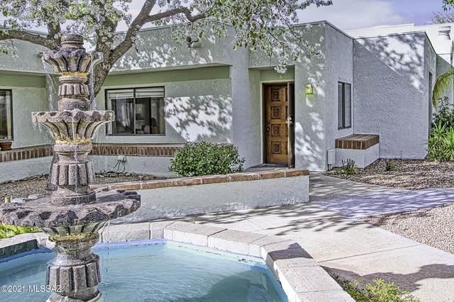 7820 N La Canada Drive, Tucson, AZ 85704 (#22103648) :: Keller Williams