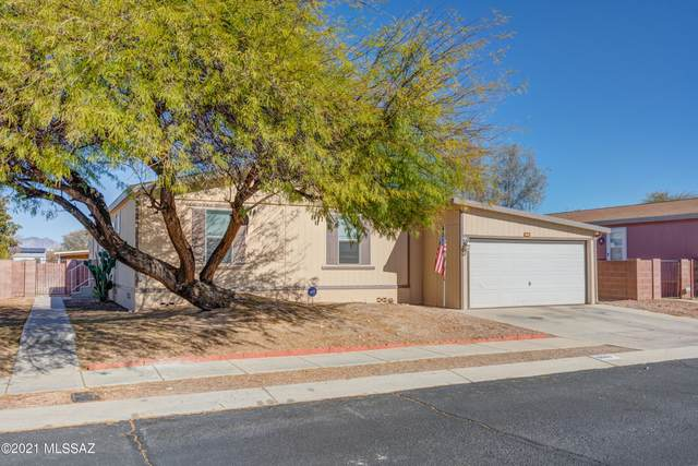 6057 E Window Ridge Lane, Tucson, AZ 85756 (#22103666) :: Gateway Realty International