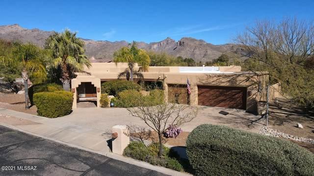 5680 N Barrasca Avenue, Tucson, AZ 85750 (#22103673) :: Long Realty - The Vallee Gold Team