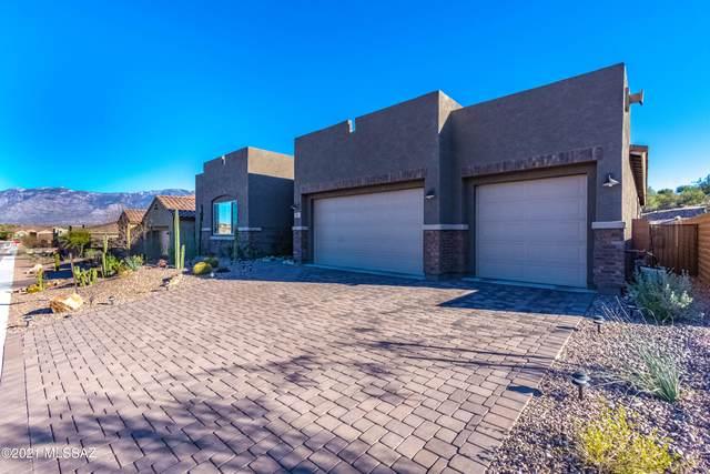 460 E Sweet Clover Court, Oro Valley, AZ 85755 (#22103678) :: The Dream Team AZ