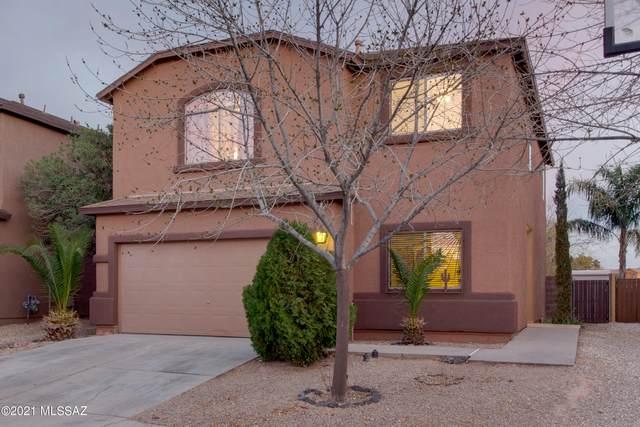 5977 S Placita Picacho El Diablo, Tucson, AZ 85706 (#22103699) :: Gateway Realty International