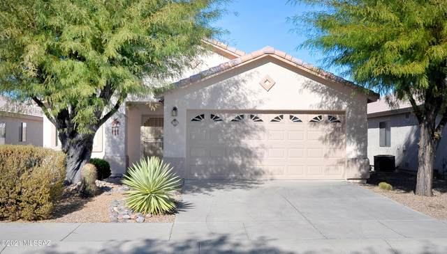 2633 W Cezanne Circle, Tucson, AZ 85741 (#22103713) :: Long Realty - The Vallee Gold Team