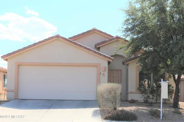 5557 W Pinnacle Vista Drive, Marana, AZ 85658 (MLS #22103714) :: The Property Partners at eXp Realty