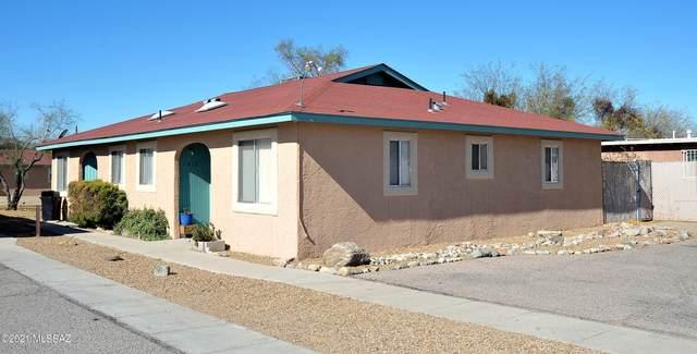 1415 N El Rio Drive, Tucson, AZ 85745 (#22103715) :: Gateway Realty International