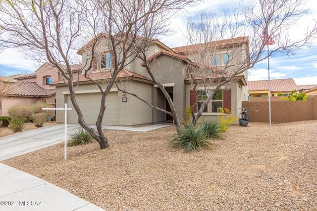 10816 E Bitterroot Court, Tucson, AZ 85747 (#22103723) :: Keller Williams