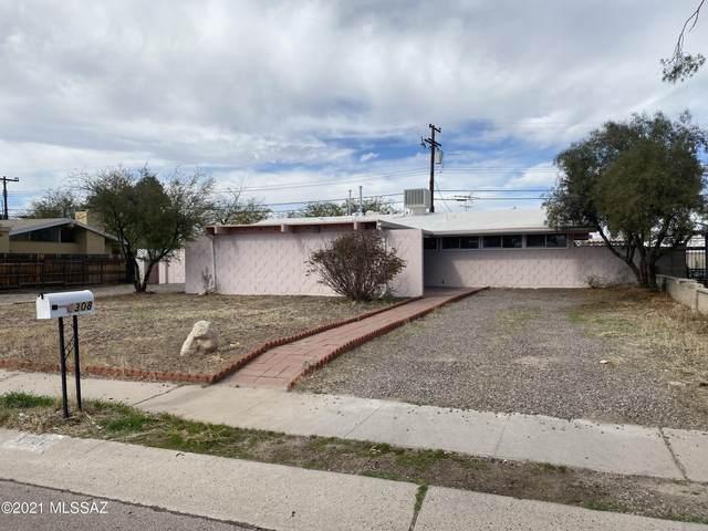 1308 W Wheatridge Drive, Tucson, AZ 85704 (#22103724) :: Keller Williams