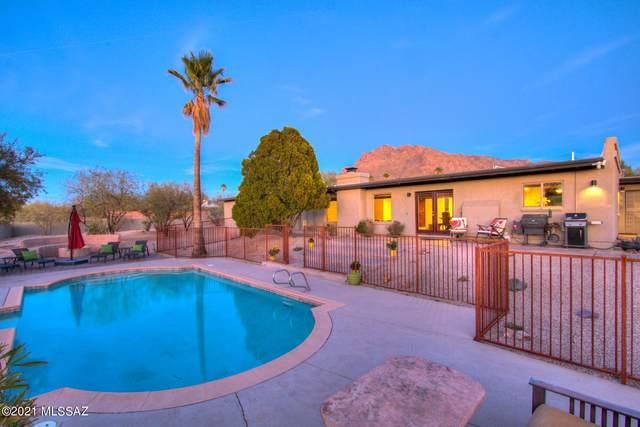 8421 N Yellowstone Avenue, Tucson, AZ 85704 (#22103766) :: Keller Williams