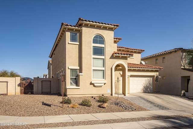 126 W Camino Rancho Viejo, Sahuarita, AZ 85629 (#22103775) :: Gateway Realty International