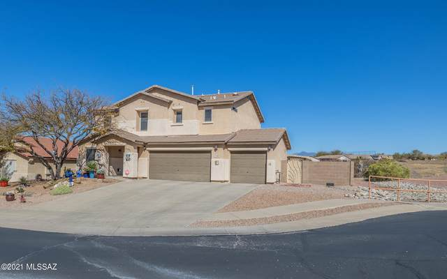 543 E Sterling Canyon Drive, Vail, AZ 85641 (#22103781) :: Long Realty - The Vallee Gold Team