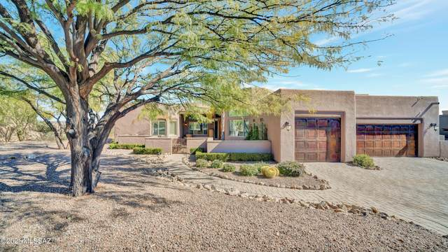 12734 N Vistoso Pointe Drive, Oro Valley, AZ 85755 (#22103790) :: Long Realty - The Vallee Gold Team