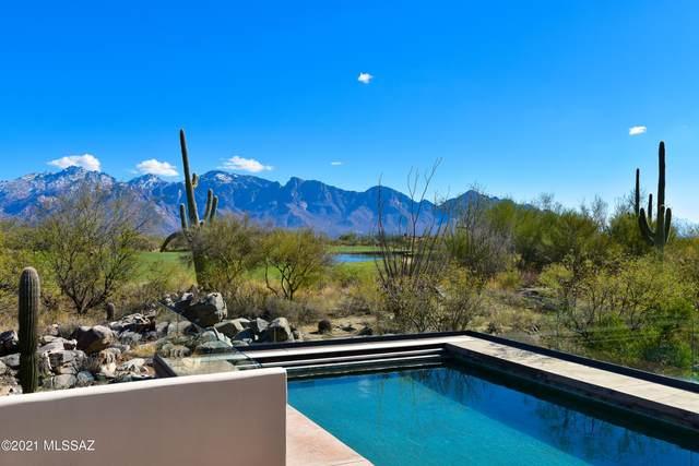 14456 N Travertine Place, Oro Valley, AZ 85755 (#22103830) :: Keller Williams