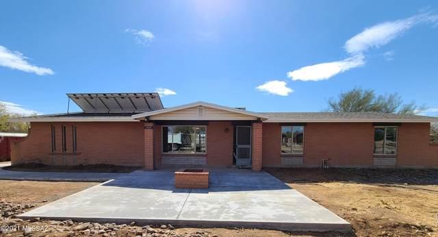 1009 W Placita Camillia, Tucson, AZ 85704 (#22103835) :: Tucson Property Executives