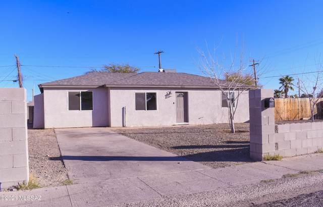 802 W Elvira Road, Tucson, AZ 85756 (#22103836) :: The Local Real Estate Group | Realty Executives