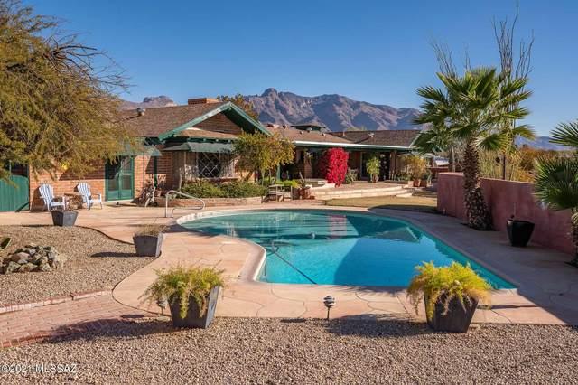 300 E Canyon View Drive, Tucson, AZ 85704 (#22103841) :: Keller Williams