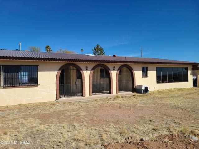 1218 Avenida Gloriosa A, Rio Rico, AZ 85648 (#22103845) :: Tucson Real Estate Group