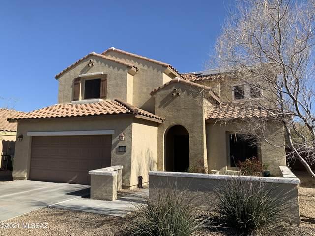 12312 N Barbadense Drive, Marana, AZ 85653 (#22103846) :: Tucson Real Estate Group
