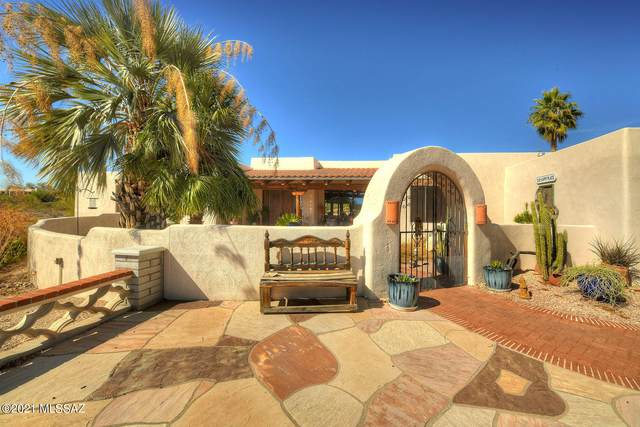 4725 La Rueda, Tucson, AZ 85718 (#22103870) :: Kino Abrams brokered by Tierra Antigua Realty