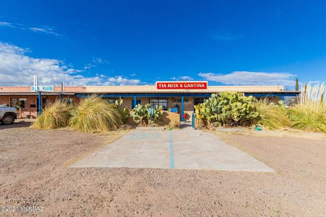 3119 Highway 83, Sonoita, AZ 85637 (MLS #22103909) :: The Property Partners at eXp Realty