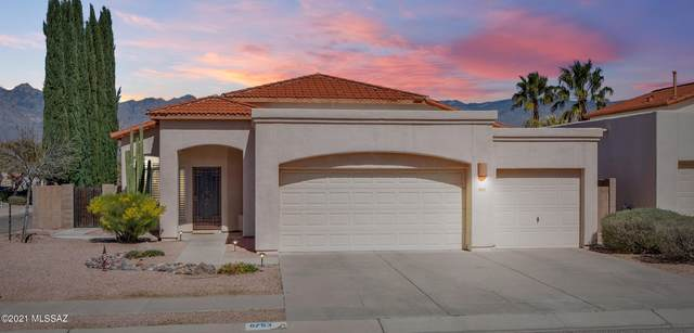 8753 E Desert Lupine Place, Tucson, AZ 85715 (#22103915) :: Kino Abrams brokered by Tierra Antigua Realty