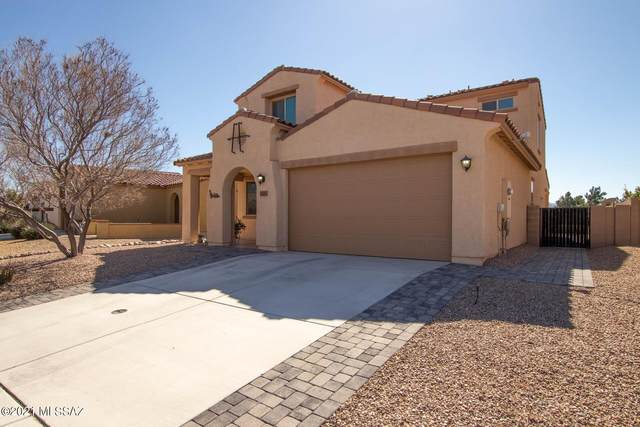 6433 W Sugar Pine Trail, Tucson, AZ 85743 (#22103930) :: Keller Williams