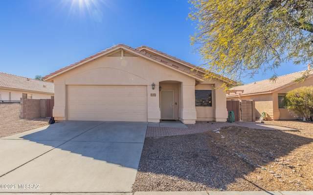 9416 E Marquis Diamond Lane, Tucson, AZ 85747 (#22103933) :: Keller Williams