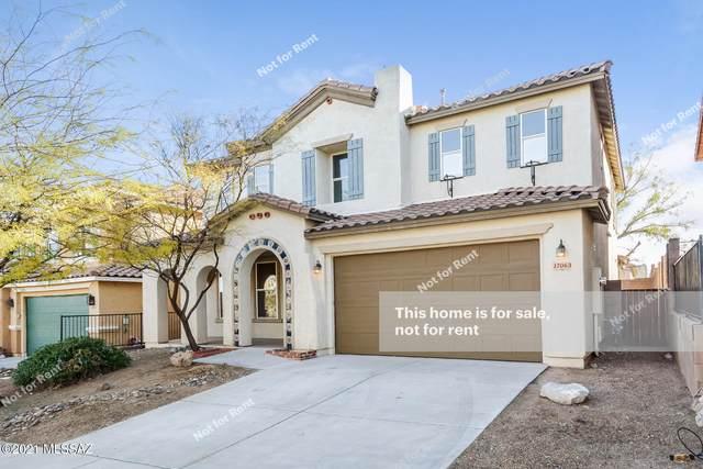 17063 S Pima Vista Drive, Vail, AZ 85641 (#22103935) :: Keller Williams