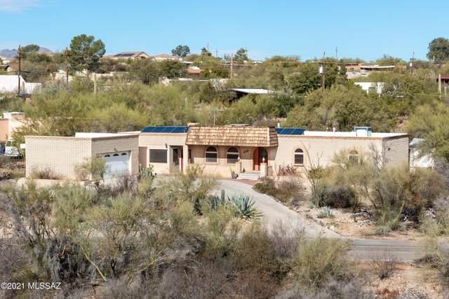 3030 W Calle Gardenias, Tucson, AZ 85745 (#22103966) :: Long Realty - The Vallee Gold Team