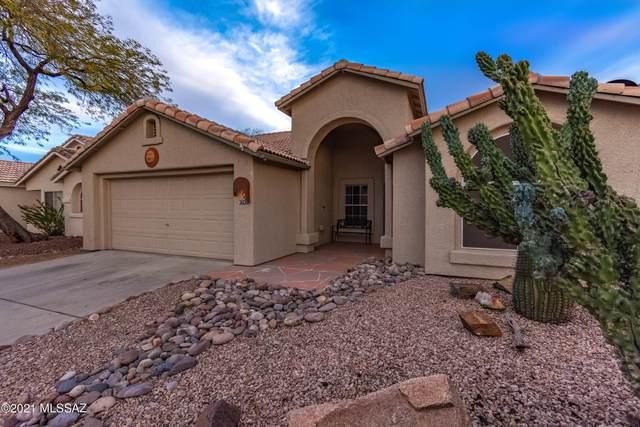 6745 W Nueva Vista Drive, Tucson, AZ 85743 (MLS #22103972) :: The Property Partners at eXp Realty