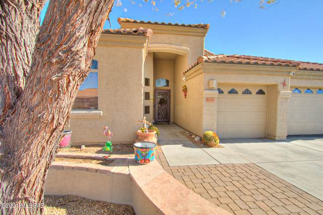 8106 N Fallen Petal Drive, Tucson, AZ 85743 (MLS #22103987) :: The Property Partners at eXp Realty