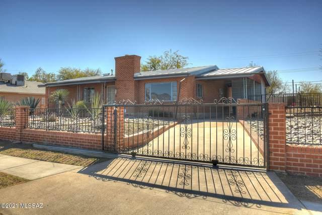 334 E Lee Street, Tucson, AZ 85705 (#22104001) :: Kino Abrams brokered by Tierra Antigua Realty
